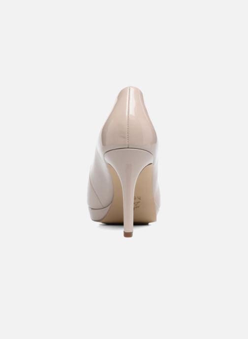 Zapatos de tacón HÖGL Kasia Beige vista lateral derecha