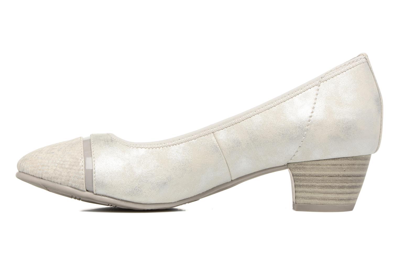 Ballerina's Jana shoes Sofia Grijs voorkant