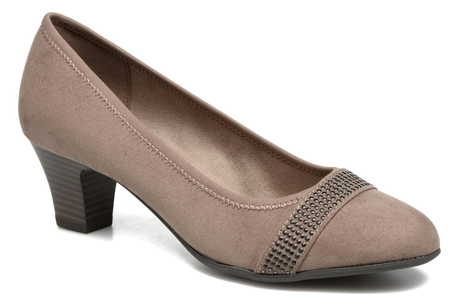 Pumps Jana shoes Carla 2 Beige detail