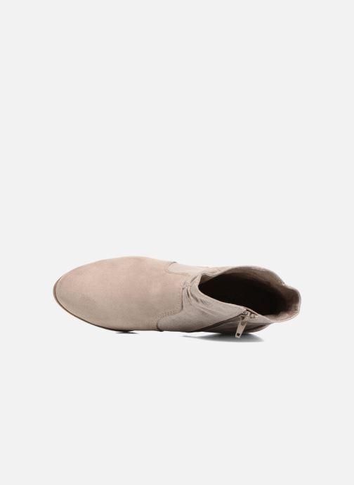 Bottines et boots Jana shoes Lorena Marron vue gauche