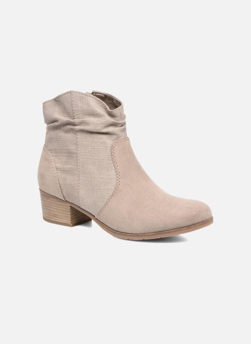 Bottines et boots Jana shoes Lorena Marron vue détail/paire