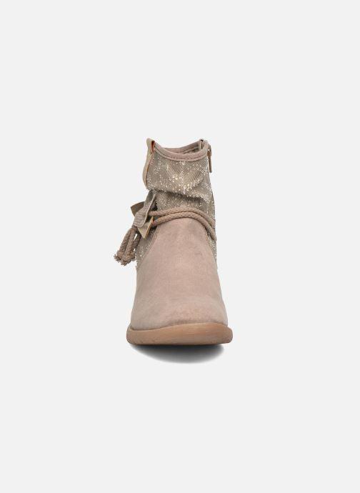 Jana shoes Karen (beige) - Stiefeletten   Boots chez Sarenza (288195) 97bd865563