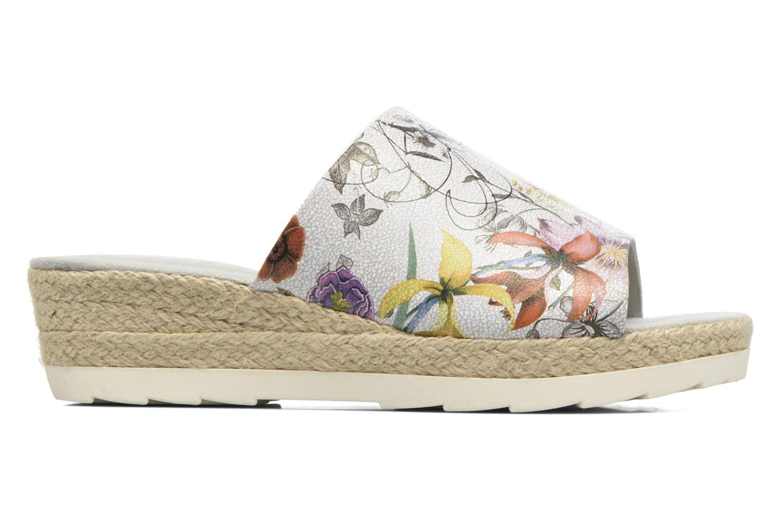 Zoccoli Jana shoes Aylin Bianco immagine posteriore