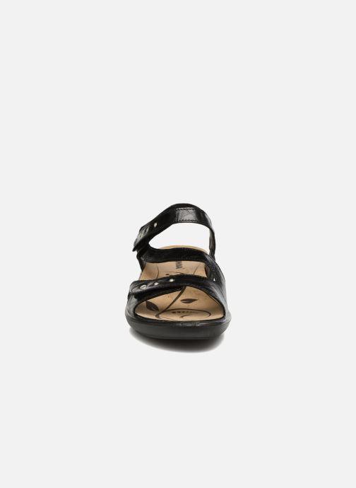 Sandales et nu-pieds Romika Ibiza 70 Noir vue portées chaussures