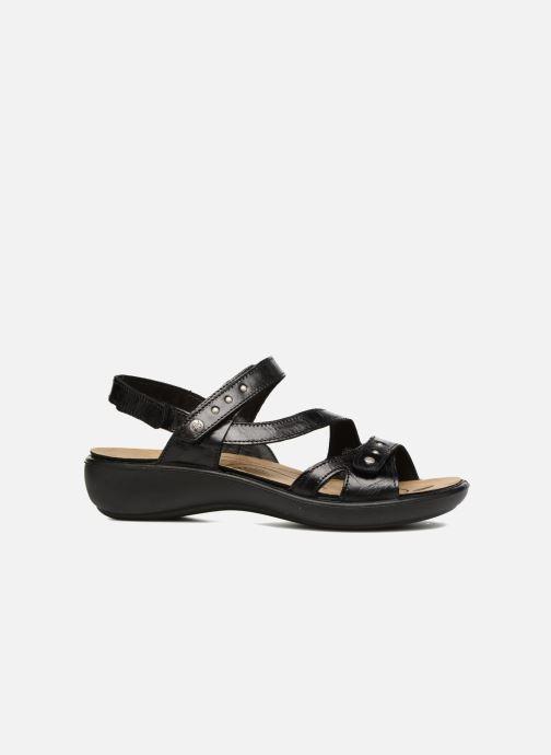 Sandales et nu-pieds Romika Ibiza 70 Noir vue derrière