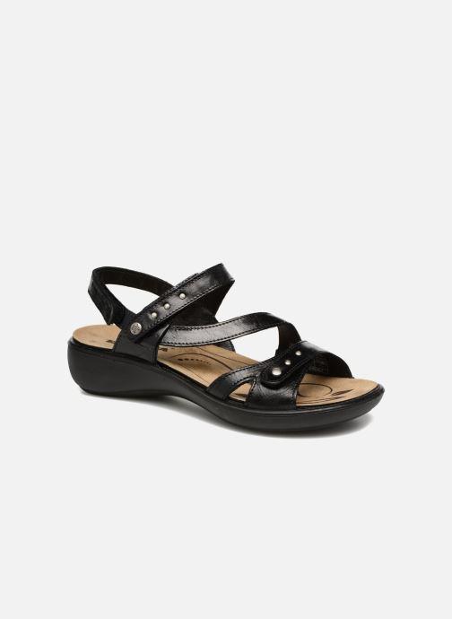 Sandales et nu-pieds Romika Ibiza 70 Noir vue détail/paire