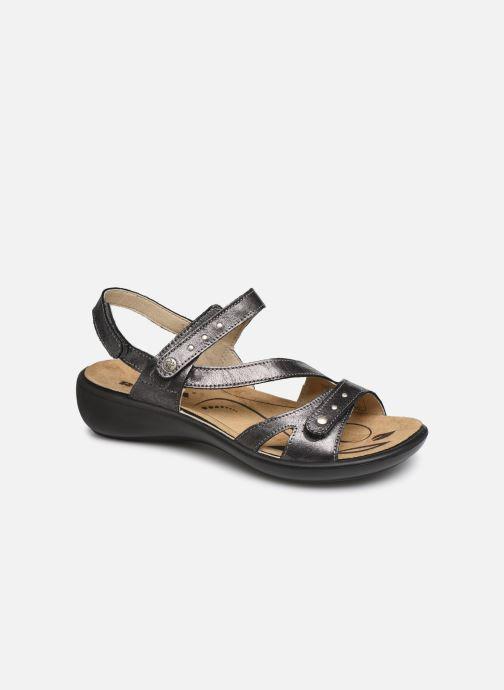 Sandales et nu-pieds Romika Ibiza 70 Gris vue détail/paire