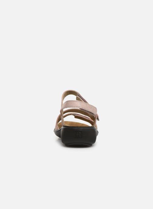 Sandales et nu-pieds Romika Ibiza 70 Rose vue droite