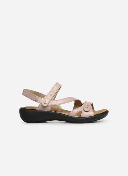 Sandals Romika Ibiza 70 Pink back view