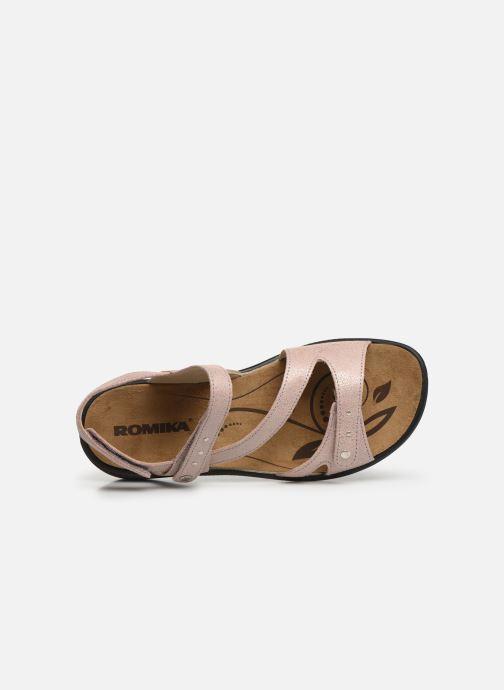 Sandales et nu-pieds Romika Ibiza 70 Rose vue gauche
