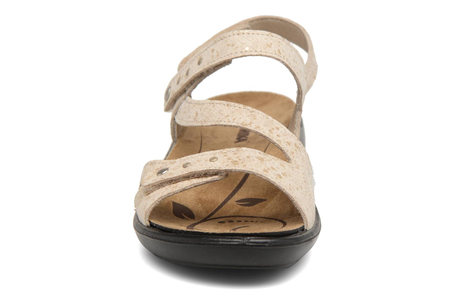 Sandals Romika Ibiza 70 Beige model view