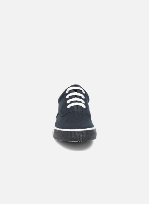 Baskets Romika Soling Bleu vue portées chaussures