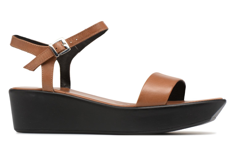 Sandales et nu-pieds Elizabeth Stuart Villau 304 Marron vue derrière