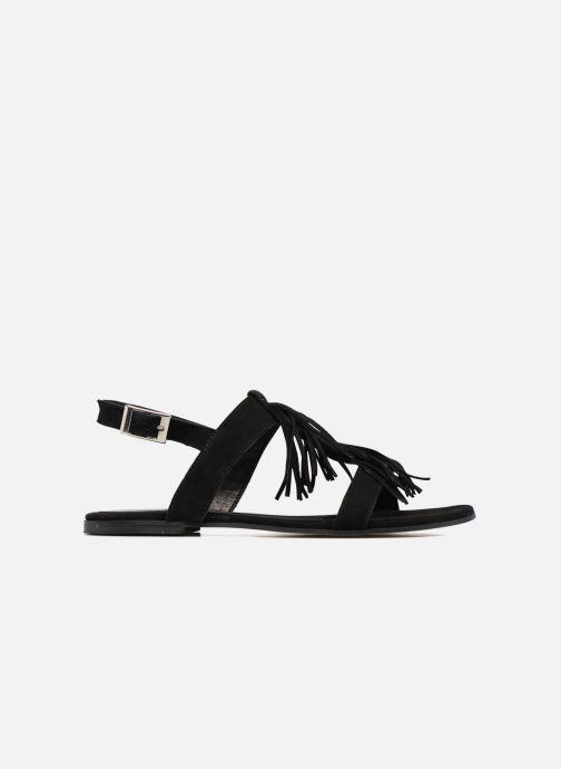 Sandales et nu-pieds Elizabeth Stuart Wlany 606 Noir vue derrière
