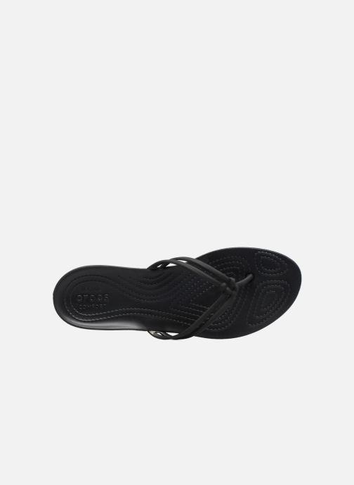 3dd0c8606 Crocs Crocs Isabella Flip W (Black) - Flip flops chez Sarenza (288355)