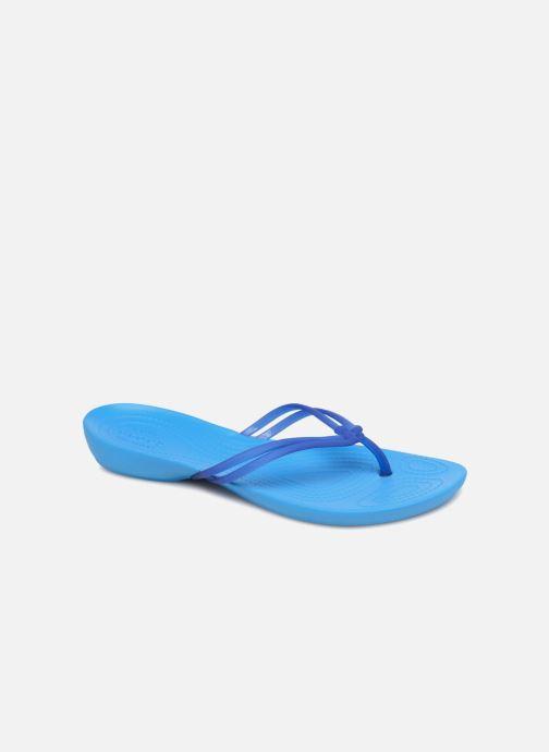 f450ab215 Crocs Crocs Isabella Flip W (Blue) - Flip flops chez Sarenza (343060)