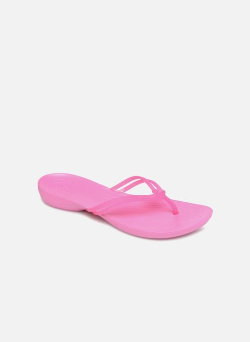 Zehensandalen Crocs Crocs Isabella Flip W rosa detaillierte ansicht/modell