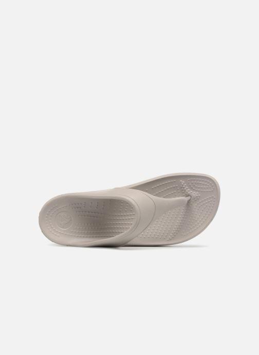Slippers Crocs Crocs Sloane Platform Flip W Grijs links