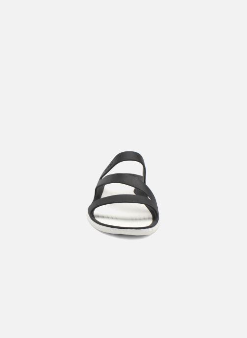 Wedges Crocs Swiftwater Sandal W Zwart model