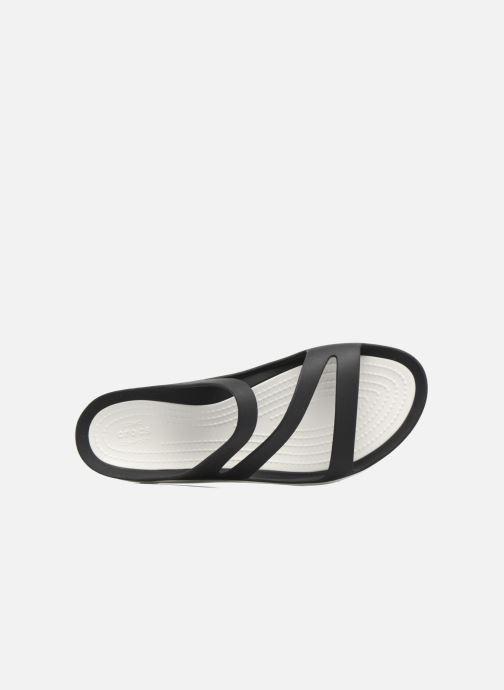 Wedges Crocs Swiftwater Sandal W Zwart links