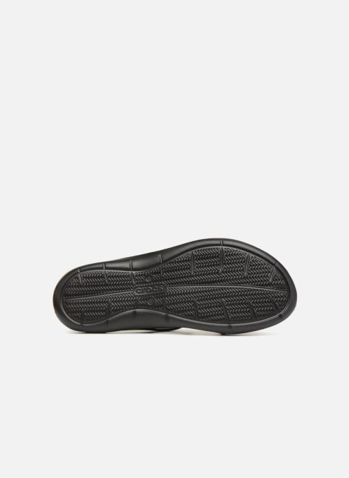 Zoccoli Crocs Swiftwater Sandal W Nero immagine dall'alto