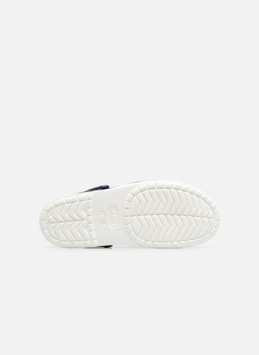 Sandales et nu-pieds Crocs CitiLane Clog Bleu vue haut