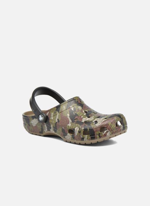 665d5ec58 Crocs Classic Camo Clog (Green) - Sandals chez Sarenza (288382)