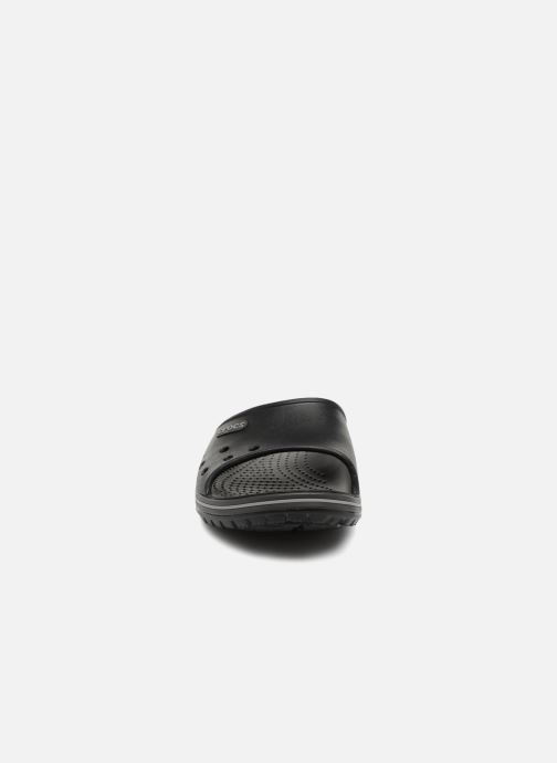 Black Crocband Ii Slide graphite Crocs nvNm80w