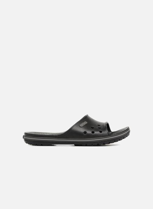 Sandales et nu-pieds Crocs Crocband II Slide Noir vue derrière