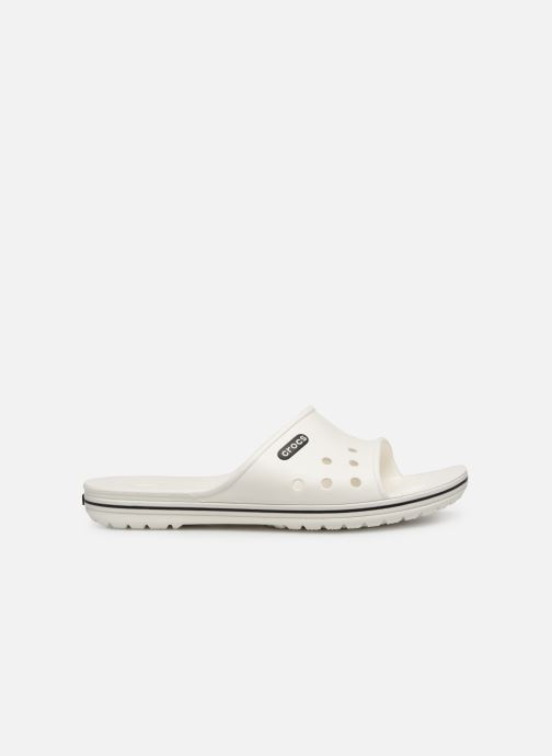 Sandals Crocs Crocband II Slide White back view