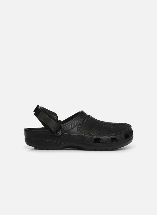 Sandalen Crocs Yukon Mesa Clog M schwarz ansicht von hinten