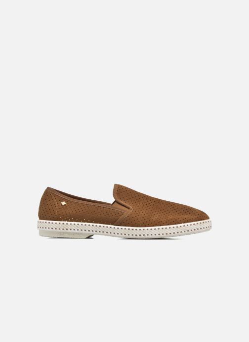 Loafers Rivieras Suntan Classic 30° Brown back view