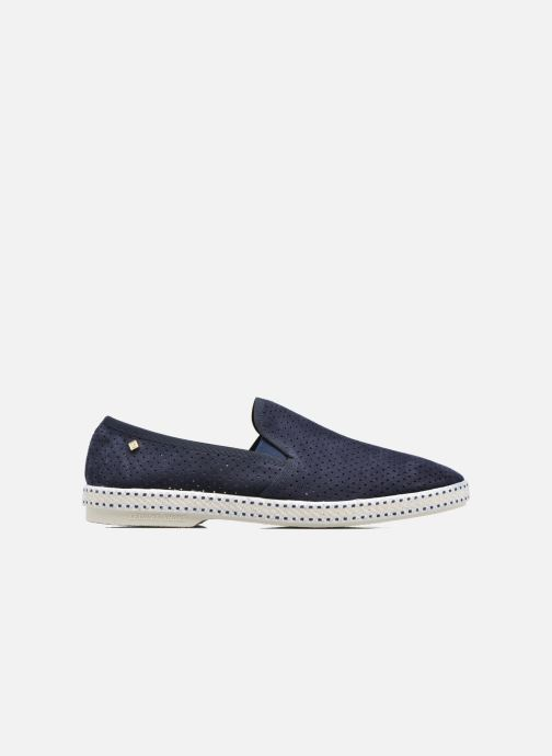 Loafers Rivieras Suntan Classic 30° Blue back view