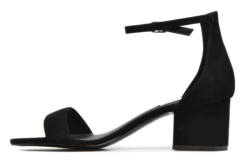 Sandales et nu-pieds Steve Madden Irenee Sandal Noir vue face