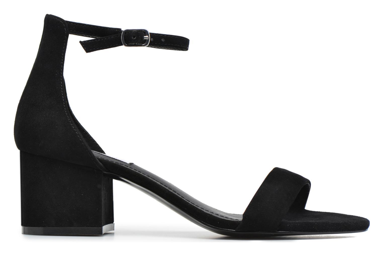 Sandales et nu-pieds Steve Madden Irenee Sandal Noir vue derrière