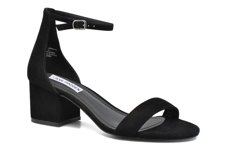 Sandales et nu-pieds Steve Madden Irenee Sandal Noir vue détail/paire