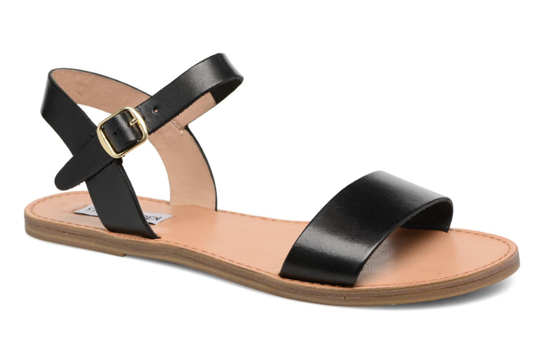 Sandales et nu-pieds Steve Madden Kondi Sandal Noir vue détail/paire