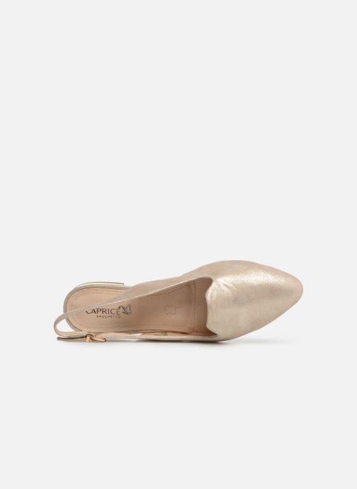 Ballerina's Caprice Dana Goud en brons links