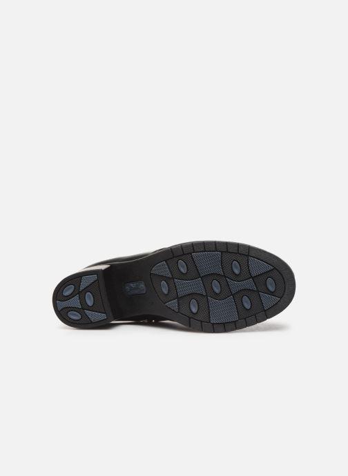 Zapatos de tacón Caprice Elena Negro vista de arriba
