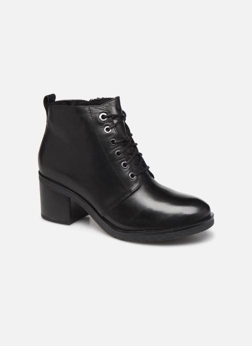 Zapatos de tacón Caprice Elena Negro vista de detalle / par