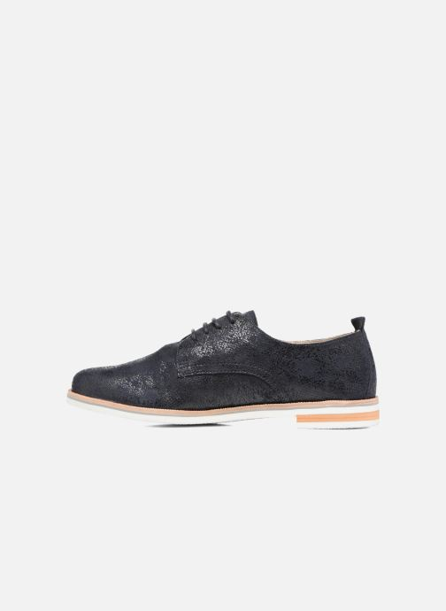 Suede Chaussures Lacets Ocean À Caprice Ita mN80nw