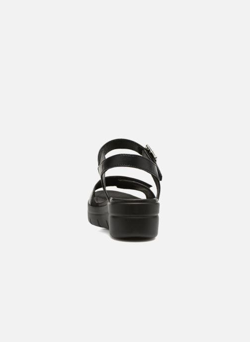Sandales et nu-pieds Stonefly Aqua III 2 Noir vue droite