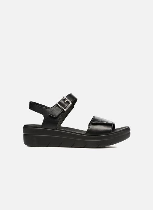 Sandales et nu-pieds Stonefly Aqua III 2 Noir vue derrière