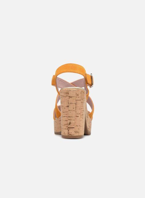 Sandales et nu-pieds Stonefly Carol 4 Jaune vue droite
