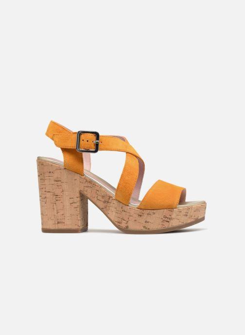 Sandales et nu-pieds Stonefly Carol 4 Jaune vue derrière