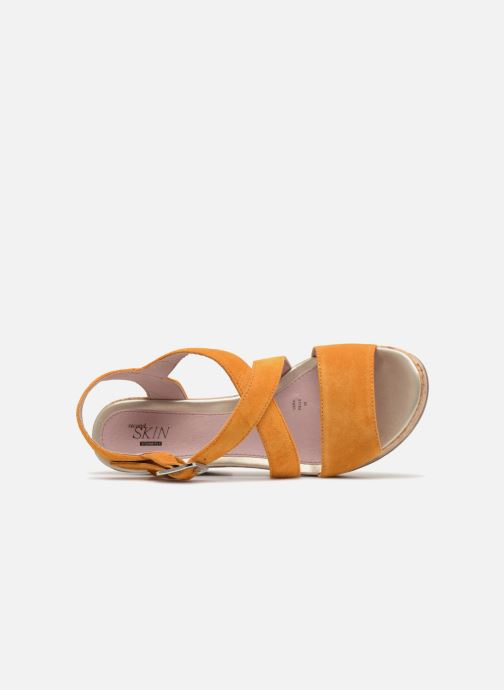 Sandales et nu-pieds Stonefly Carol 4 Jaune vue gauche