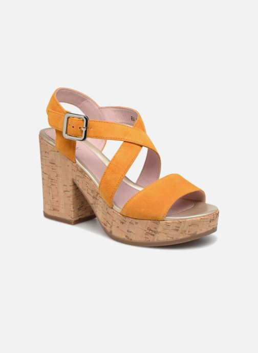 Sandales et nu-pieds Stonefly Carol 4 Jaune vue détail/paire