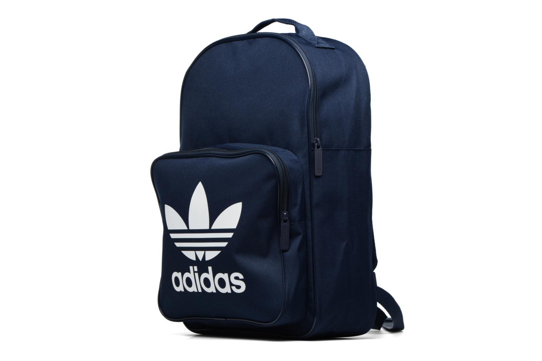 Sacs à dos Adidas Originals BP CLASS CASUAL Bleu vue portées chaussures