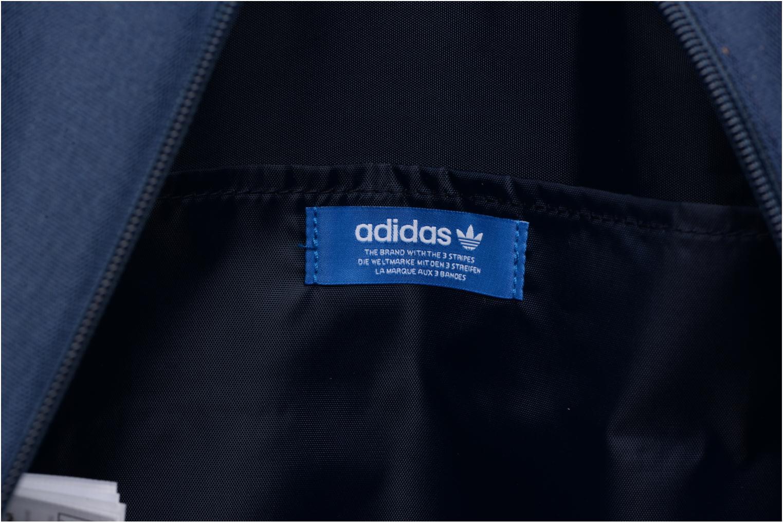 Sacs à dos Adidas Originals BP CLASS CASUAL Bleu vue derrière