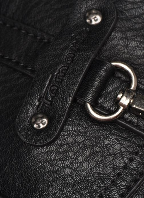 Bolsos de mano Tamaris Bernadette Satchel Negro vista lateral izquierda